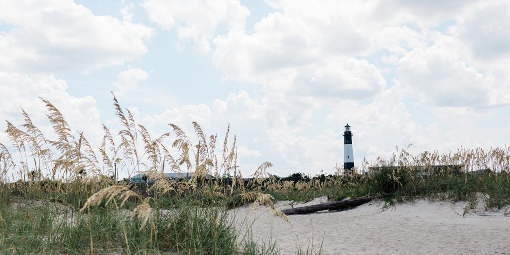 North Beach, courtesy of Tybee Island Visitor Center
