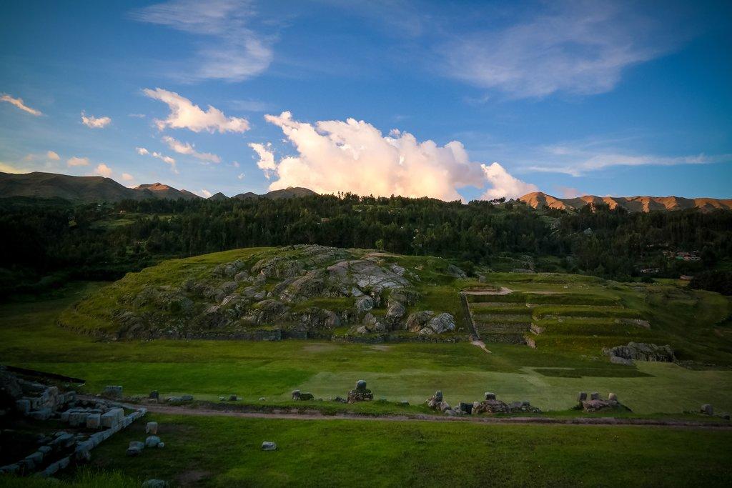 Sacsayhuaman, ruins outside of Cusco