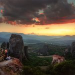 Photo from Meteora Thrones