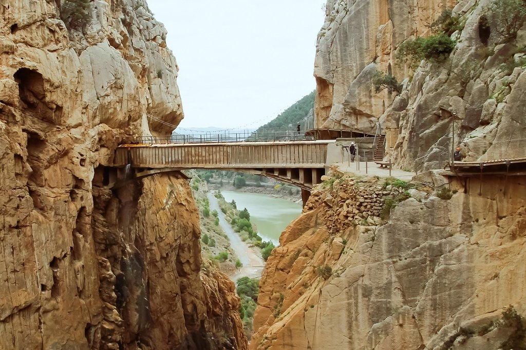Hiking the Caminito del Rey Trail
