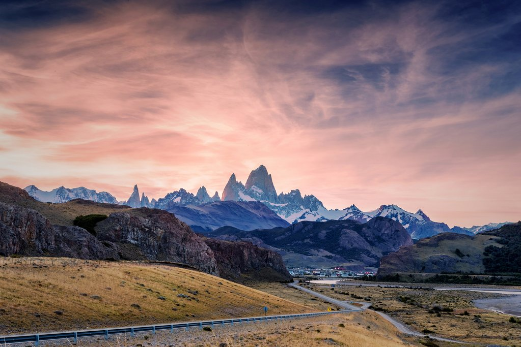 El Chaltén Road View