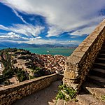 Views from Palamidi Castle