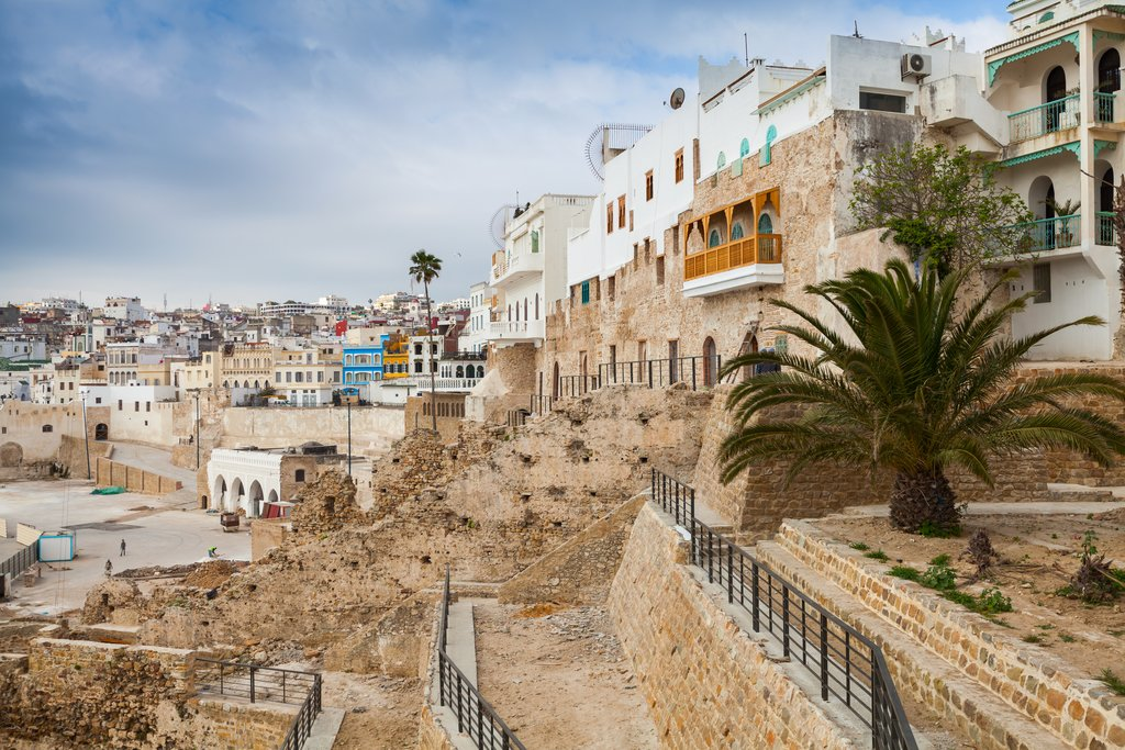 The City of Tangier
