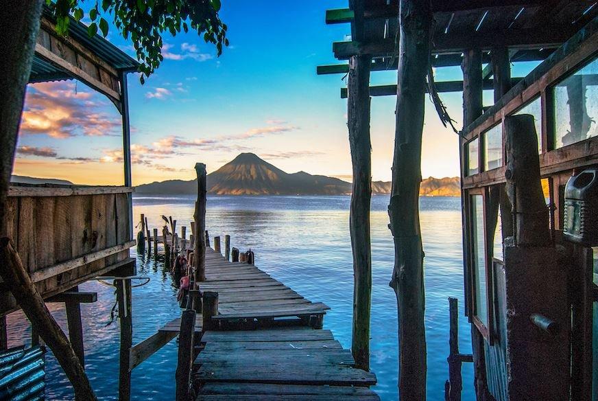 Santa Cruz la Laguna, Lake Atitlán