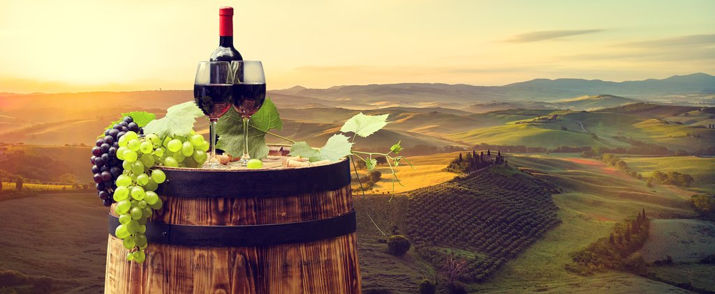 Chianti, one of the world's most famous wine-growing regions