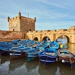 Essaouira's 18th-century Skala de la Kasbah