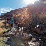 Atlas Mountain Hike, Dinner & Overnight in a Berber Home