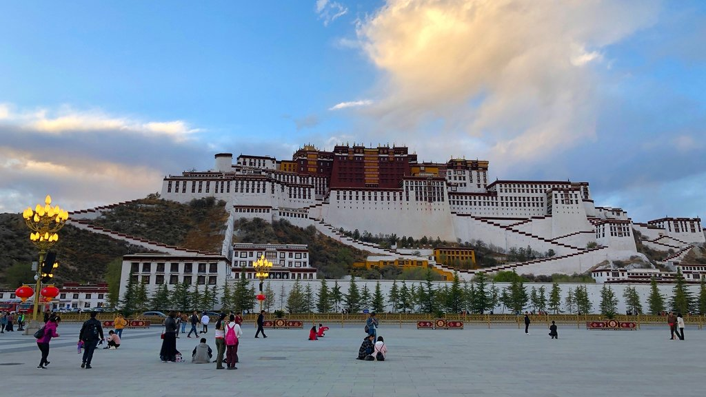 How to Get to Lhasa
