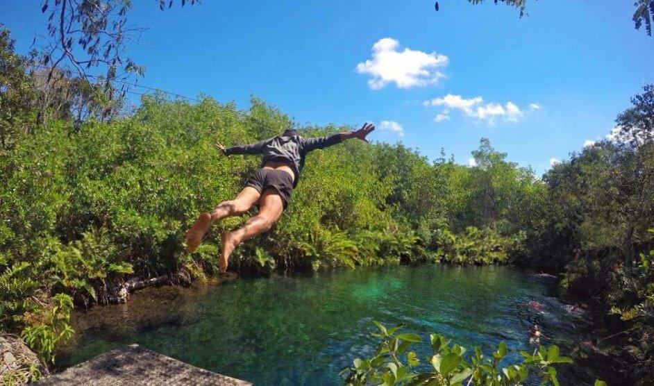 Chemuyil Cenotes