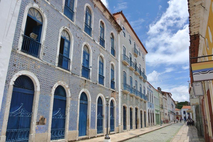 Take a city tour of São Luís