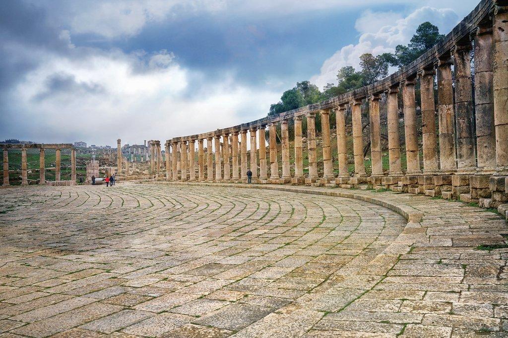 Jordan - Jerash - Cardo Maximus