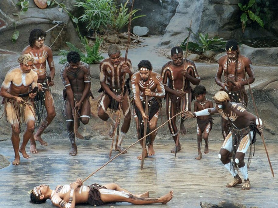 Learn about Aboriginal culture at Tjapukai