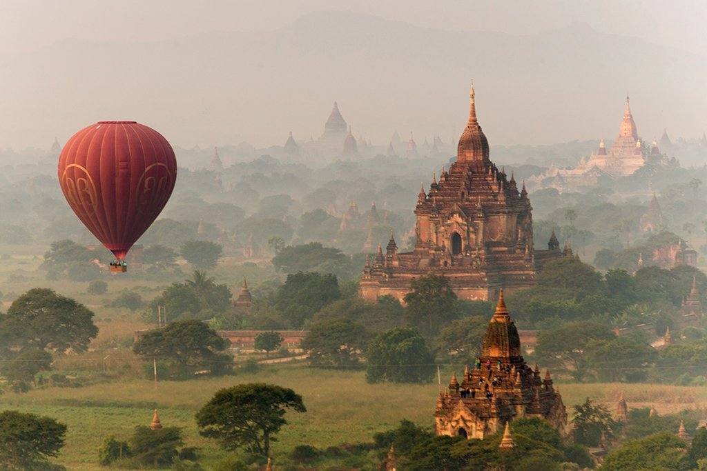 How to Get from Mandalay to Bagan