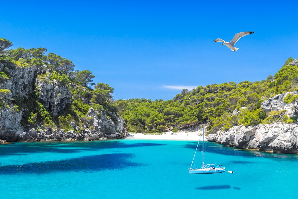 Goodbye, Menorca