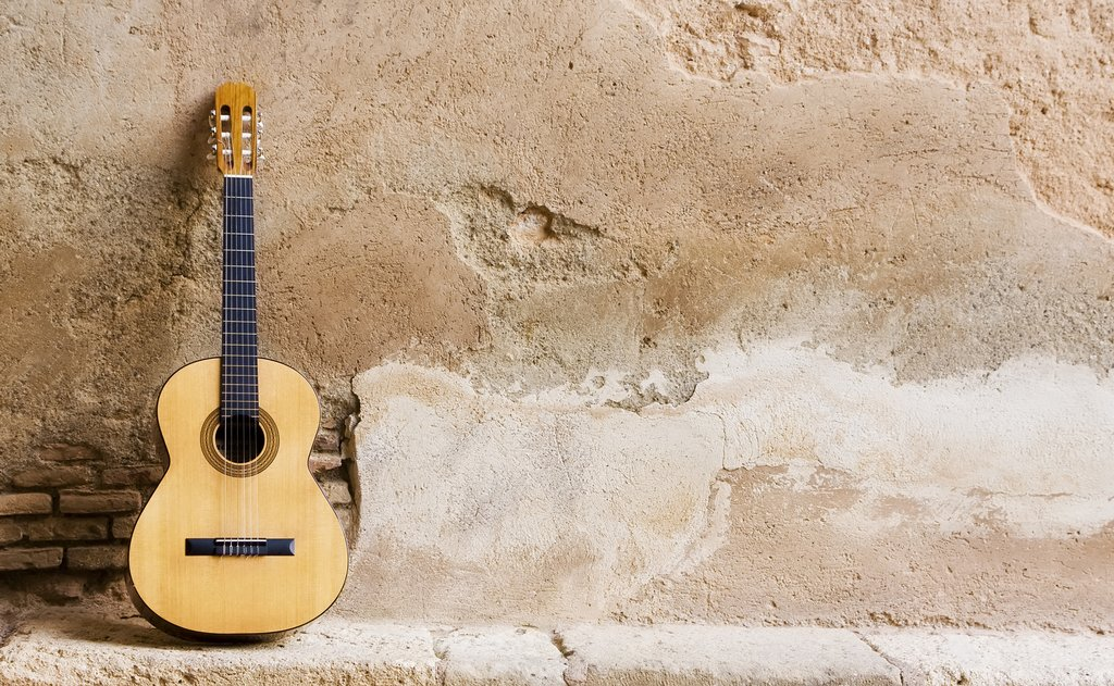 Learn how a luthier crafts the perfect flamenco guitar
