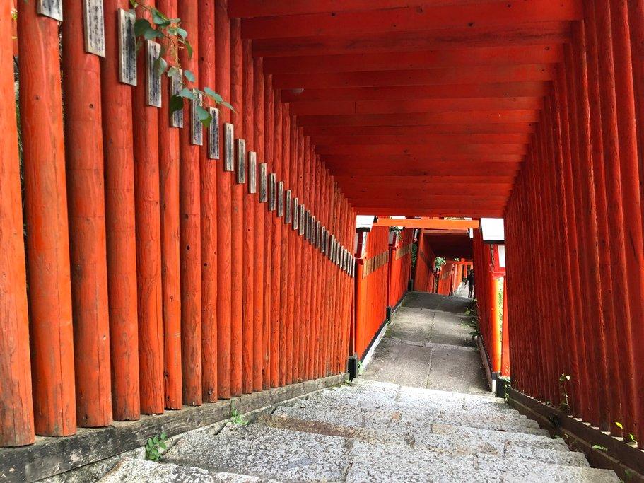 Taidokani Inari Shrine, Tsuwano, Photo Courtesy of Applepy/Shutterstock