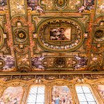 Interior of the Naples Duomo