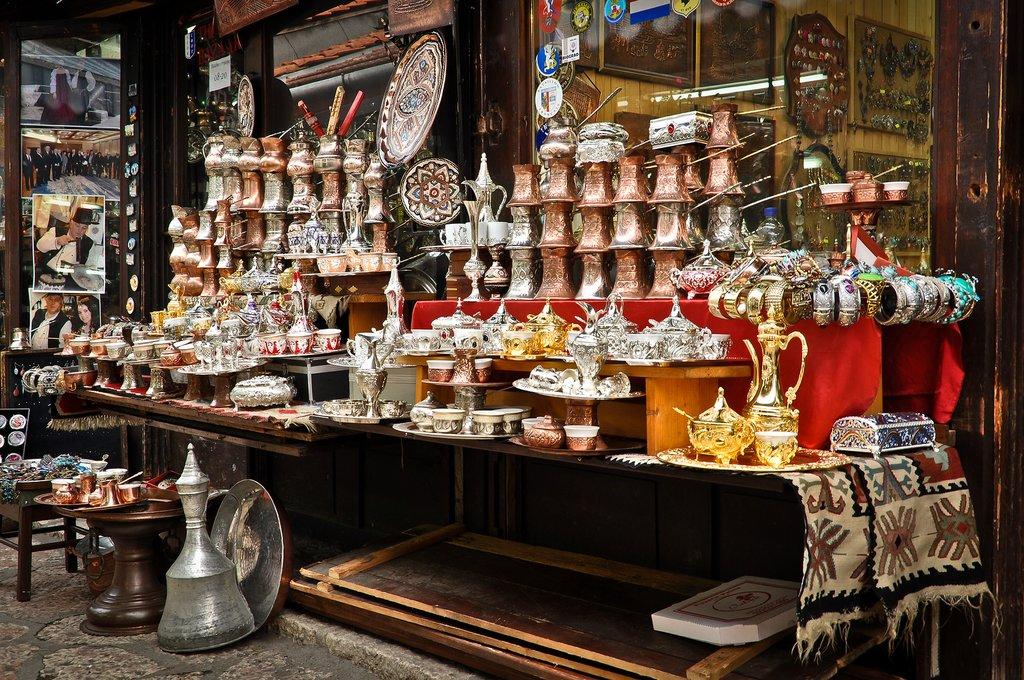 Bosnia Herzegovina - Sarajevo - souvenirs