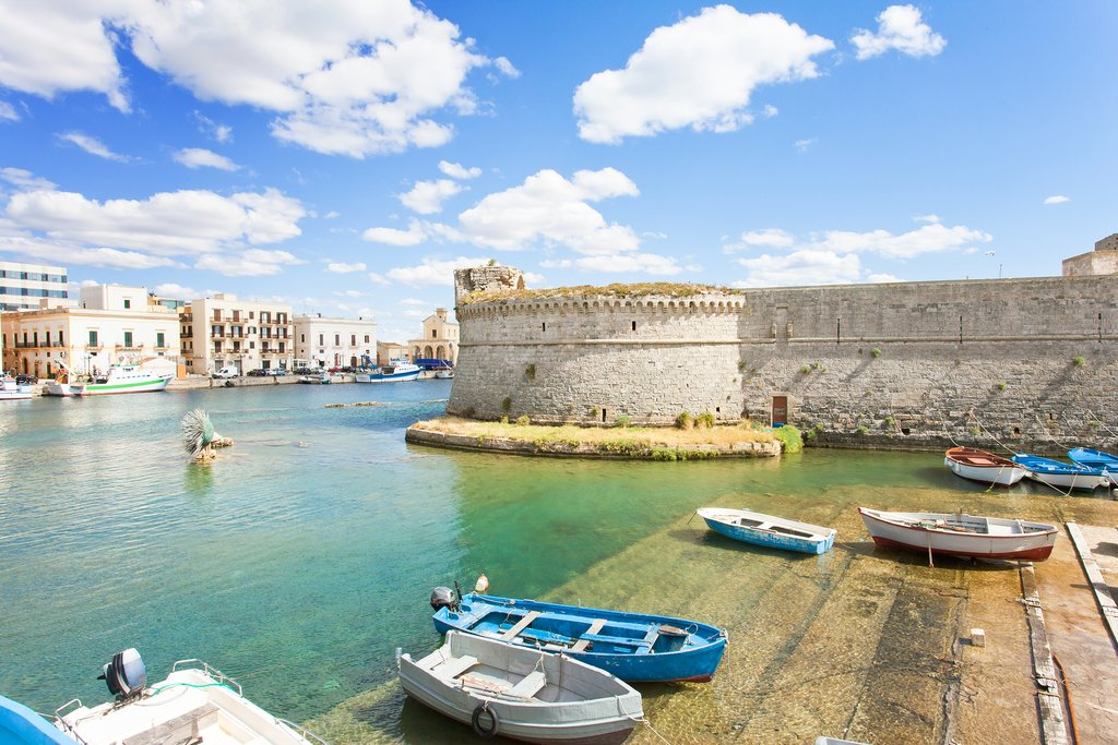 Scenic Coastal Towns of Puglia