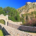 Castle of Acrocorinth Hike near Corinth