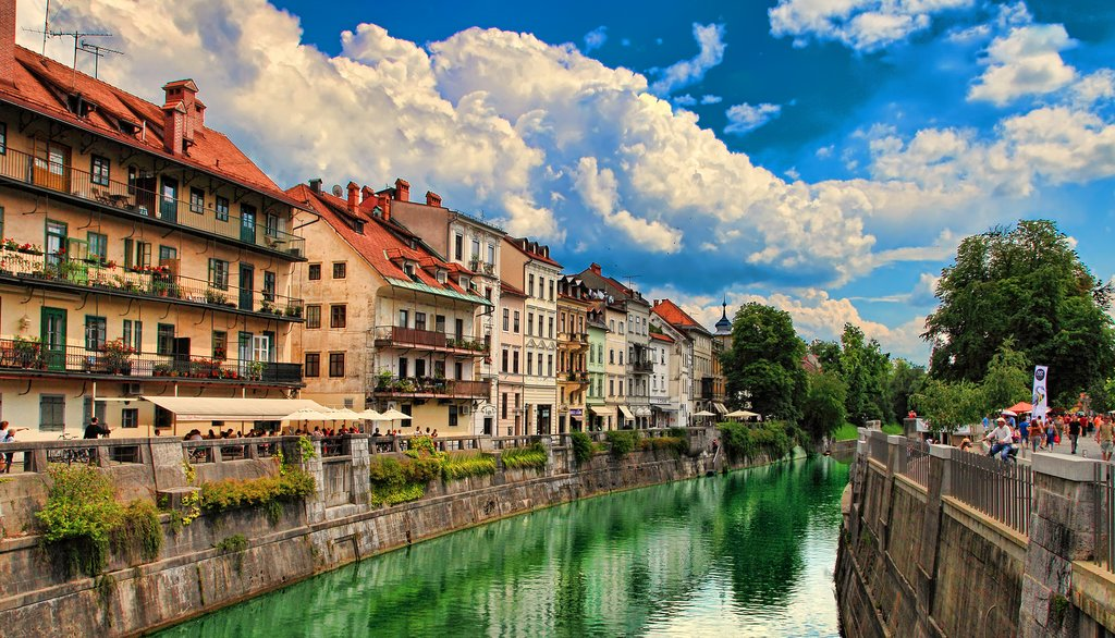 How to Get from Piran to Ljubljana