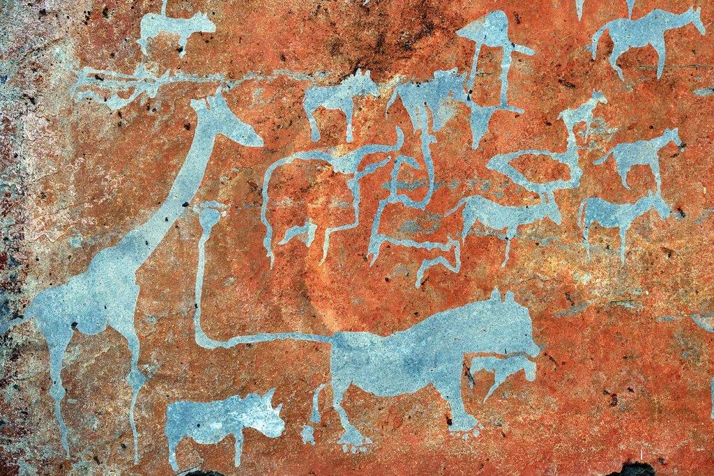 Incredible Twyfelfontein Rock Engravings