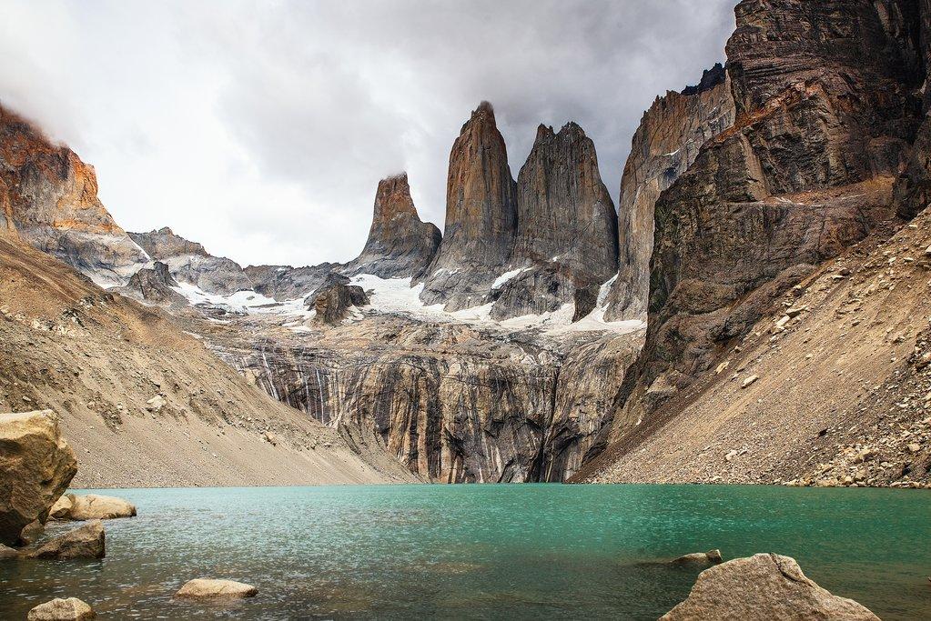 View Torres del Paine