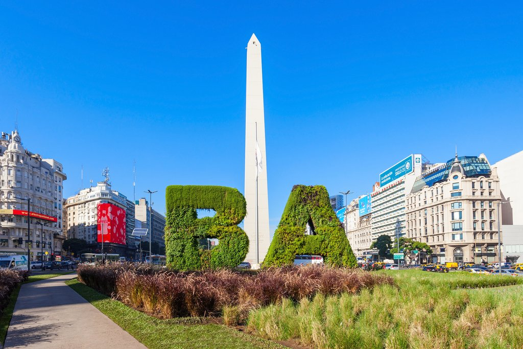 Spend your first day in Argentina's buzzing capital