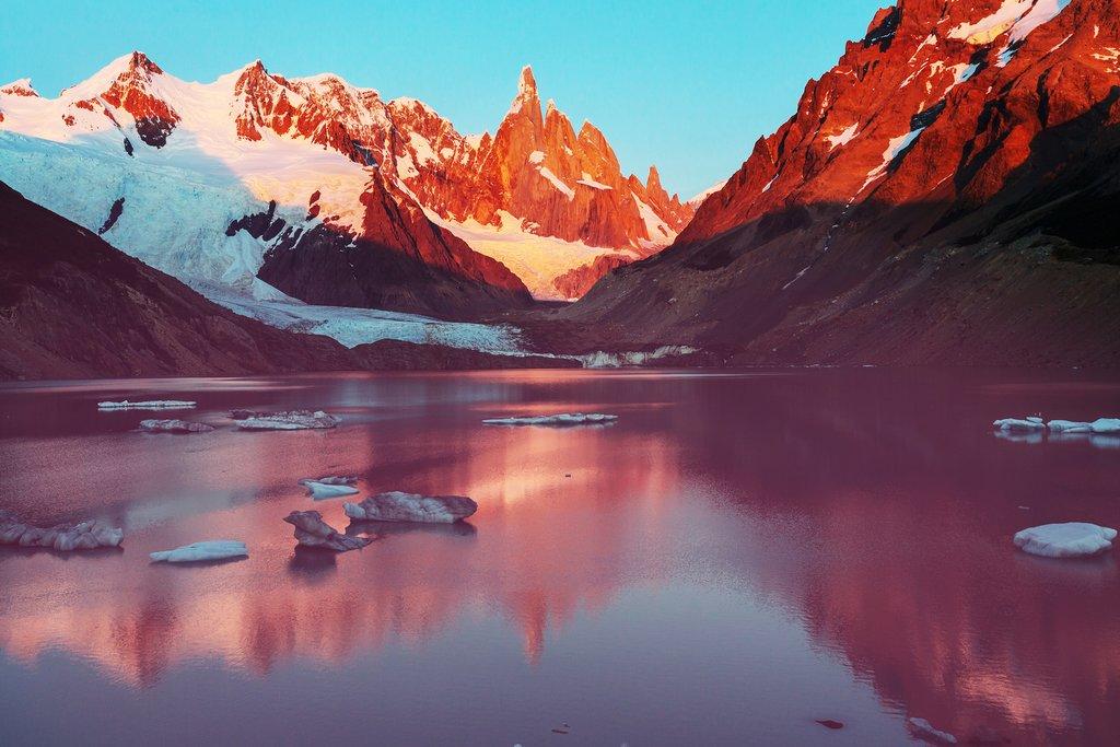 Adios, Patagonia!