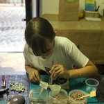 Mosaic making in Rome