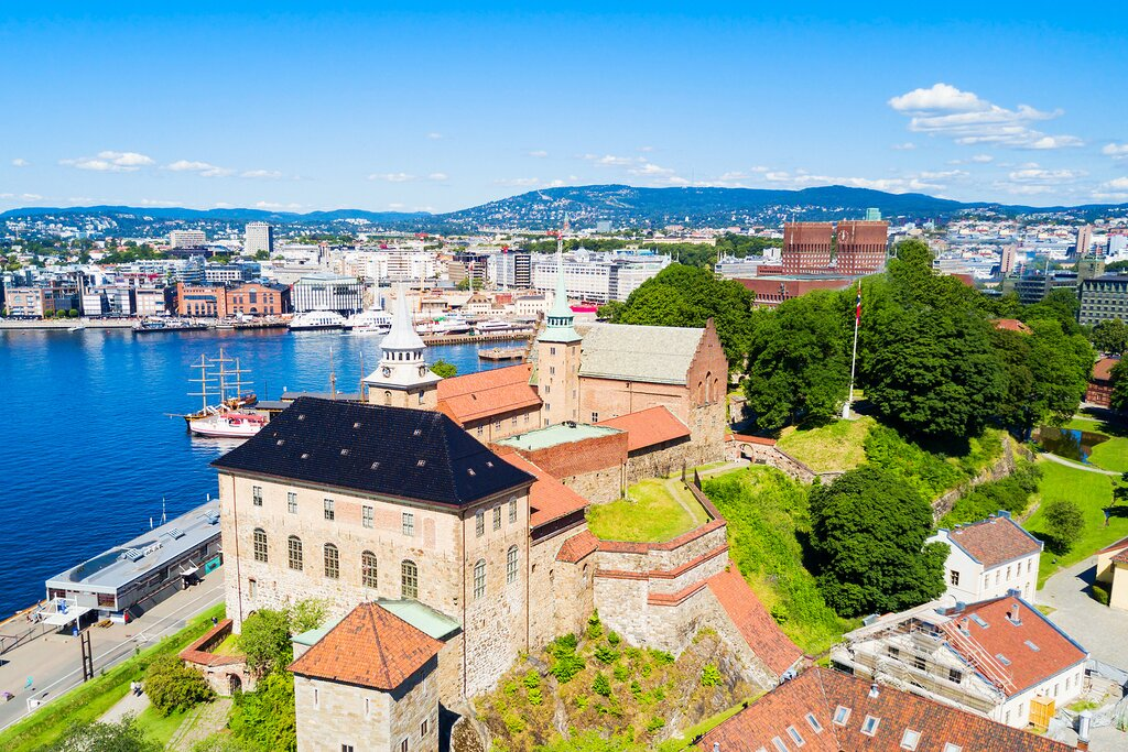 Oslo's Buzzy Waterfront