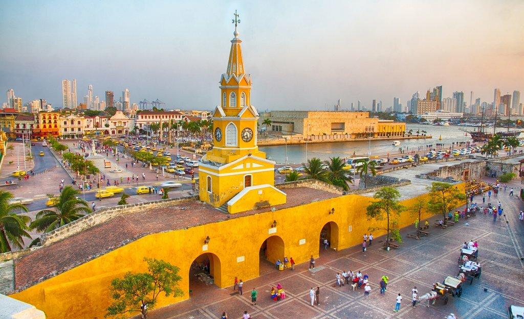 Cartagena, queen of Colombia's Caribbean coast