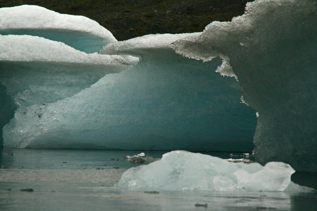 Columbia Glacier, near Valdez, AK