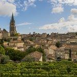 The village of St Emilion