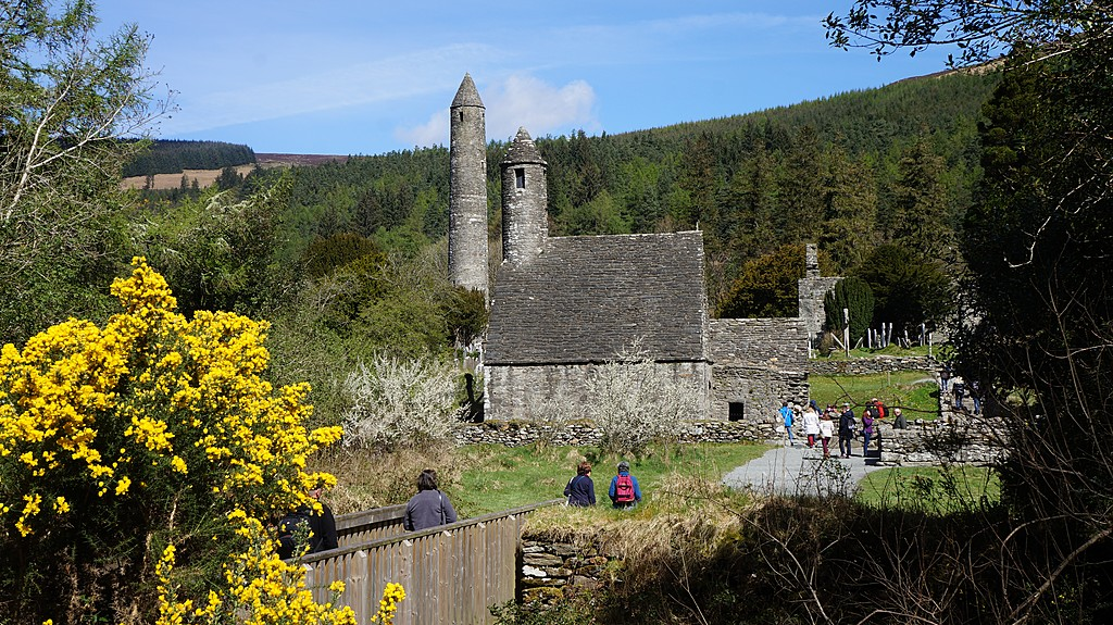Ruins of Glendalough
