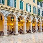 Corfu Old Town by Bike