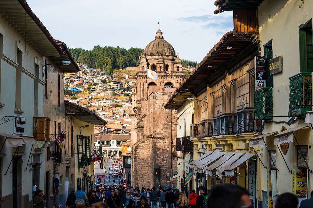 Welcome to Cusco, ancient capital of the Inca Empire.