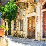 Streets of Chalki