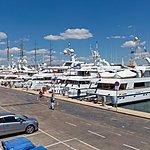 Yachts at Flisvos