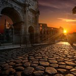 Evening Drinks & Golf Cart Tour in Rome