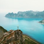 Senja is known for its rugged coastal cliffs
