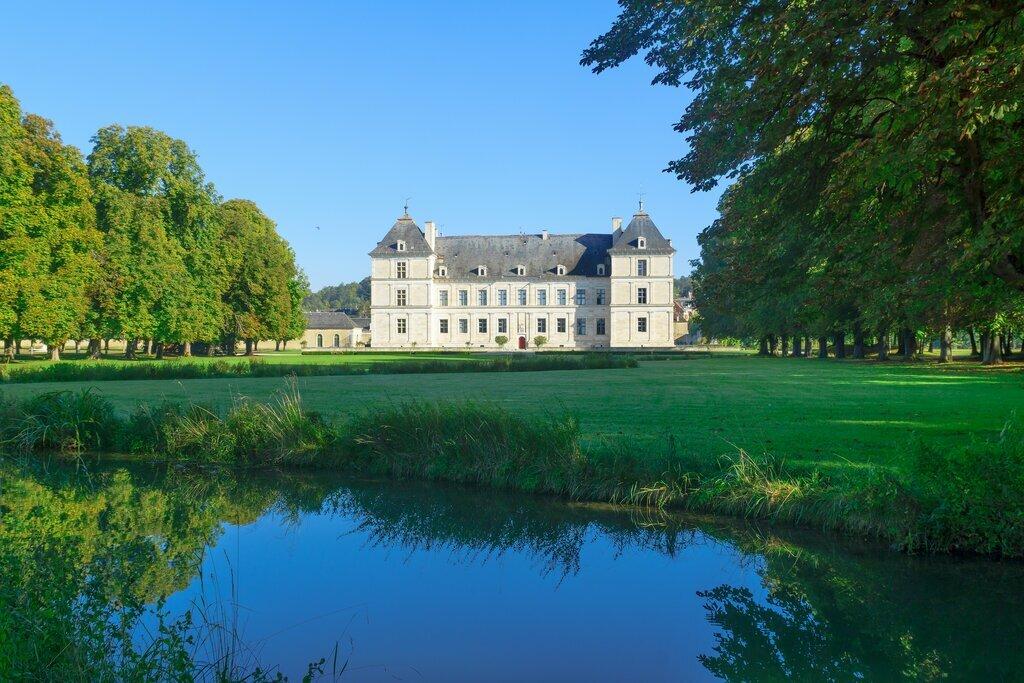 Chateau de Ancy-le-Franc
