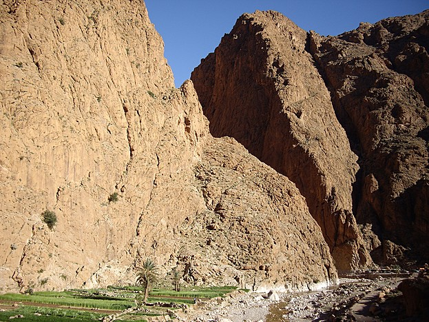 Travel Day from Merzouga to Todra to Ouarzazate