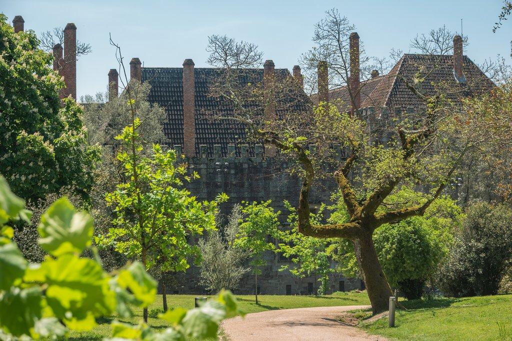 Dukes of Bragança Palace