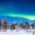 Look for the Northern Lights