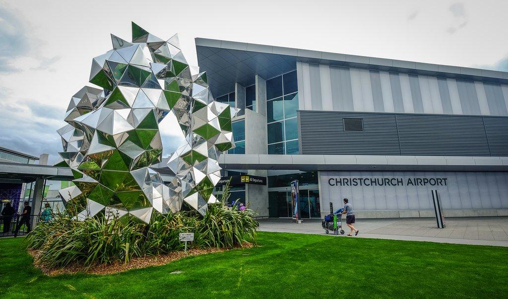 Christchurch International Airport