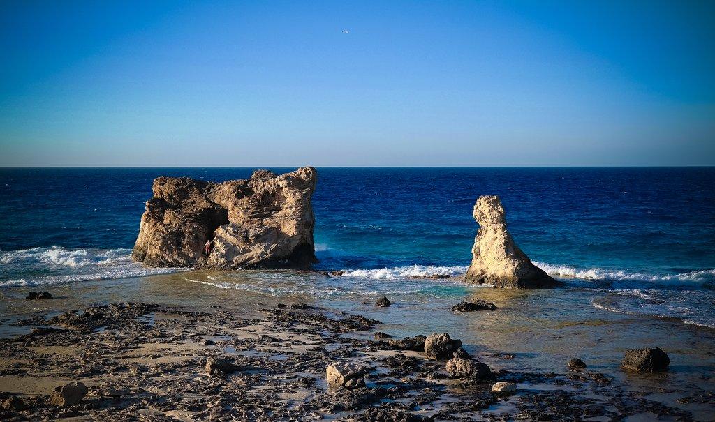 Egypt - Marsa Matruh - Cleopatra's Beach