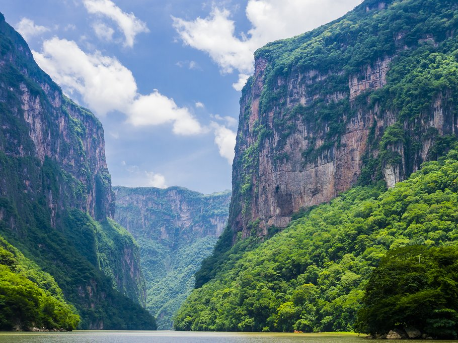 Mexico - Sumidero Canyon