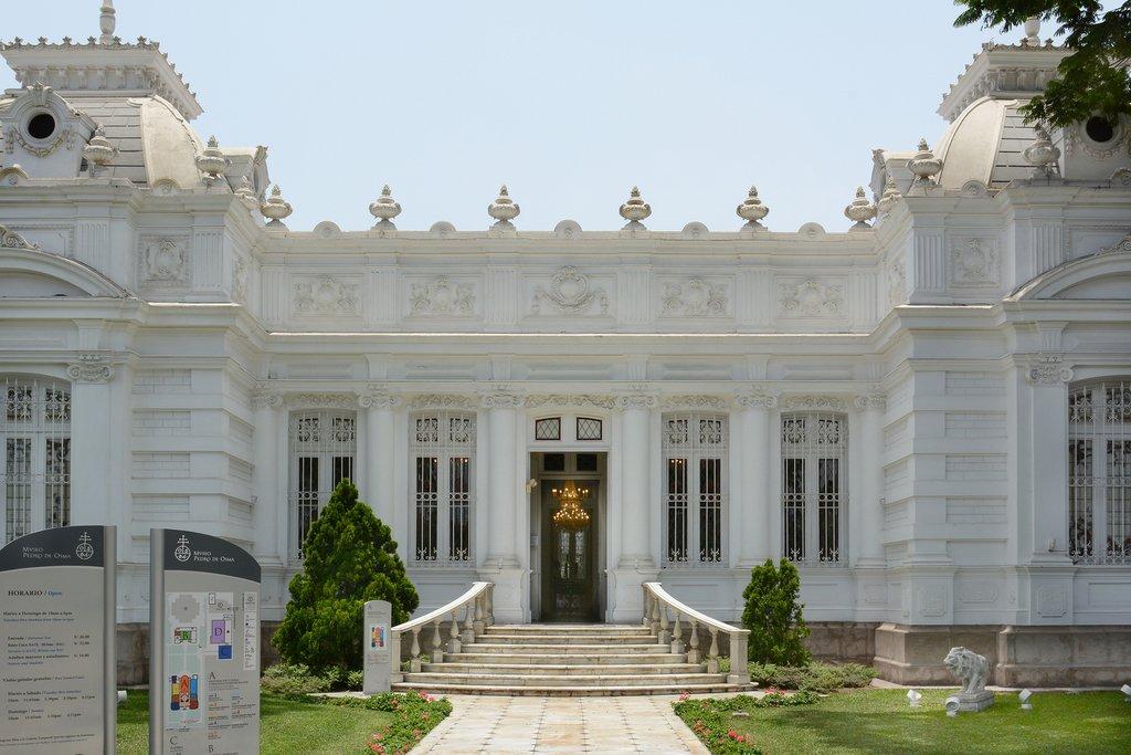 Museo Pedro de Osma, Barranco