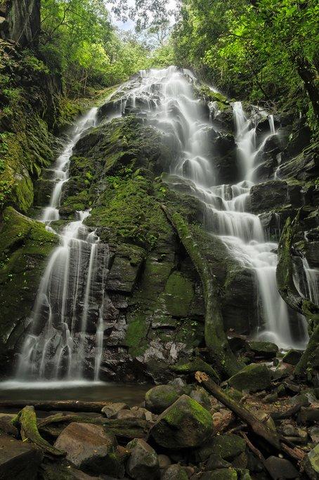 Waterfall in Rincón De La Vieja National Park